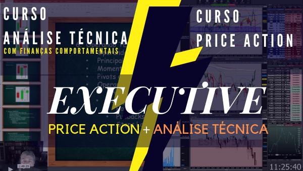 PRÉ WORKING EXECUTIVE - PRICE ACTION + ANÁLISE TÉCNICA